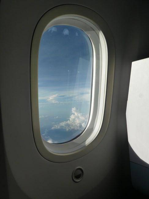 Fereastra Dreamliner