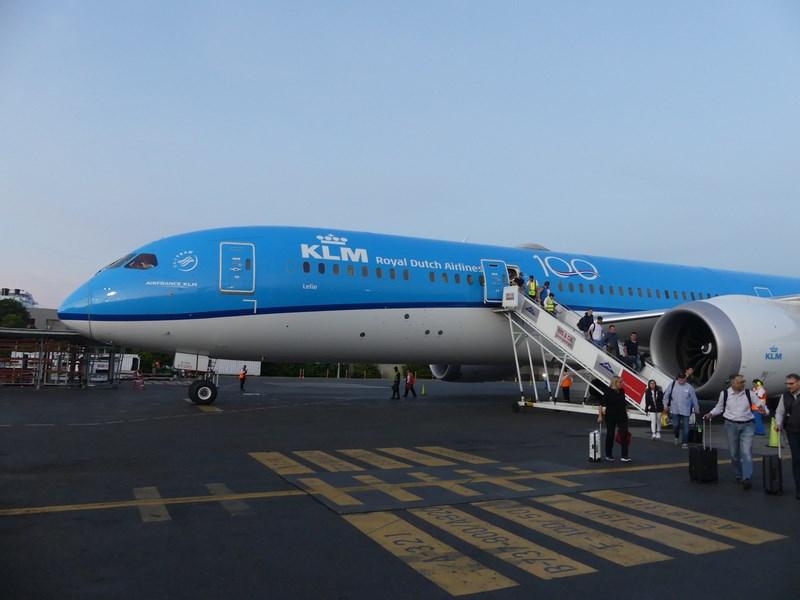 . KLM Cartagena