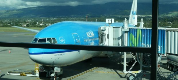 KLM Quito Amsterdam