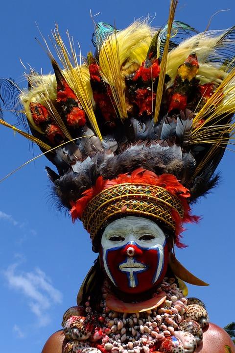 Costum Papua