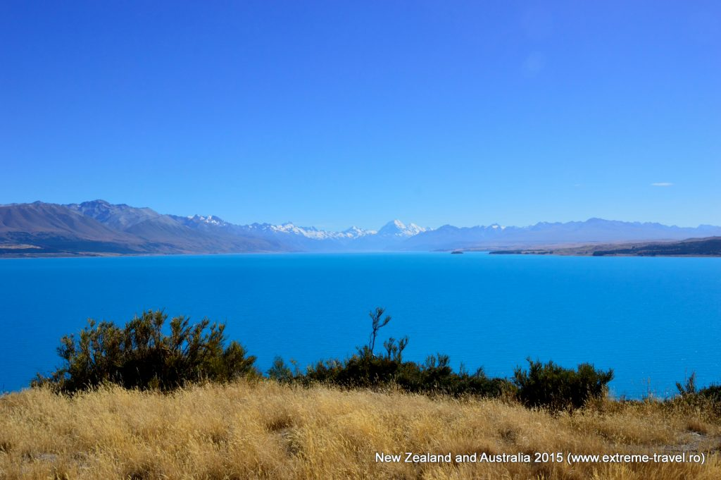 Lac Tekapo Noua Zeelanda