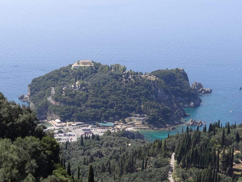 Manastirea Paleokastrita