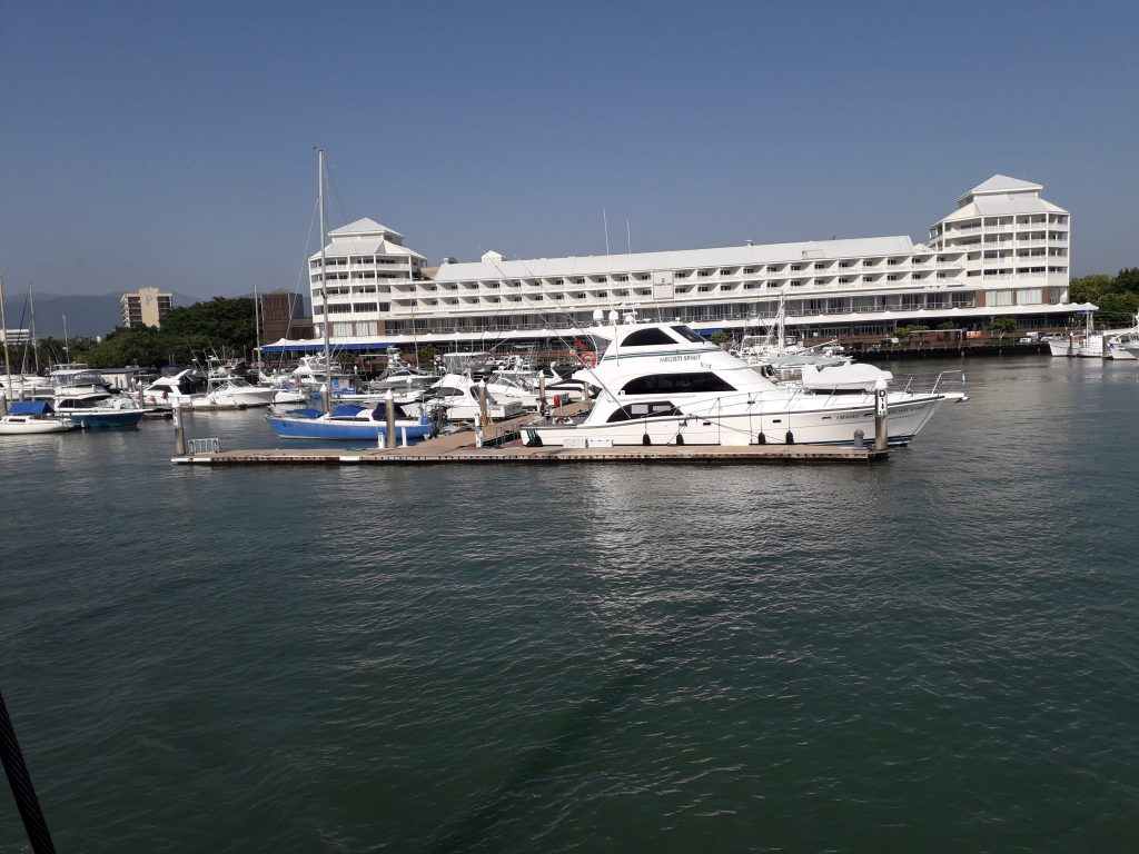 Marlin Wharf