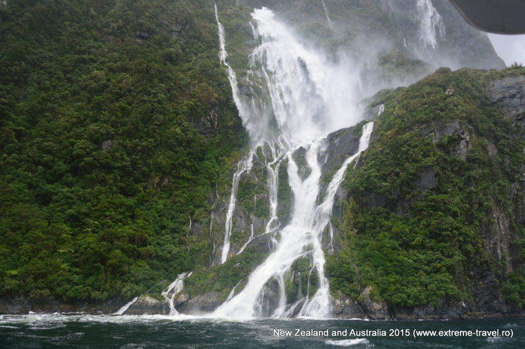 Milford Sound Noua Zeelanda