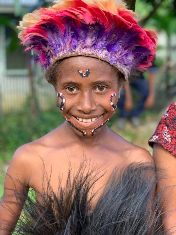 Copil Papua