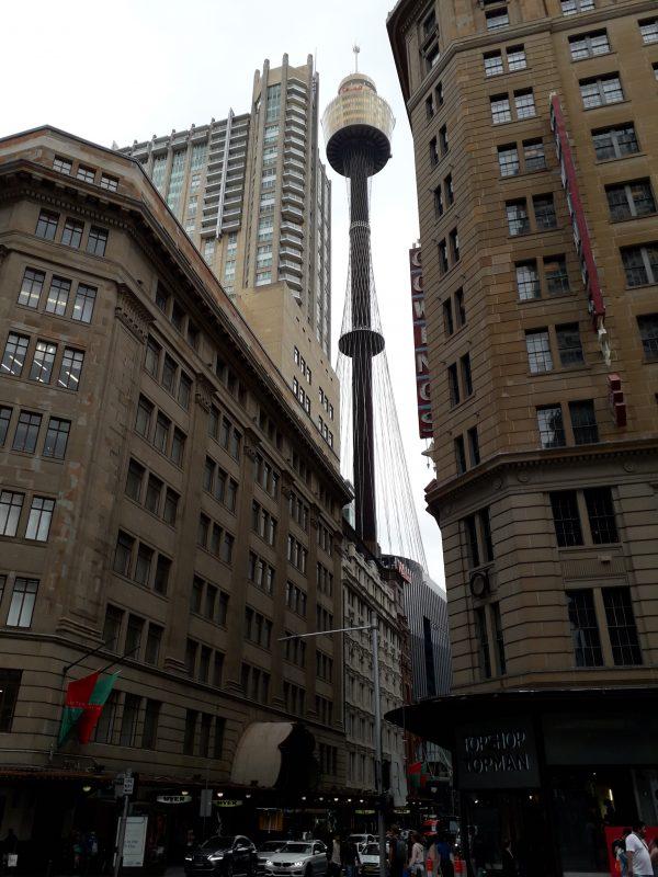 Sydney Westfield Tower