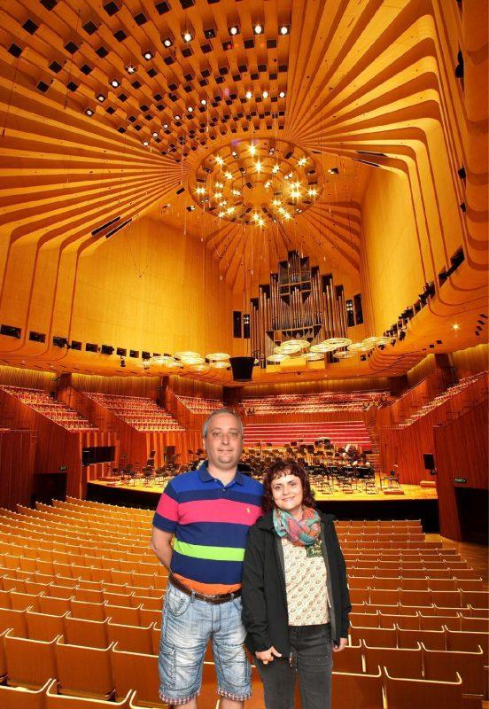 in opera Sydney