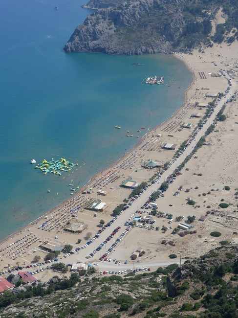 Plaja Tsambika