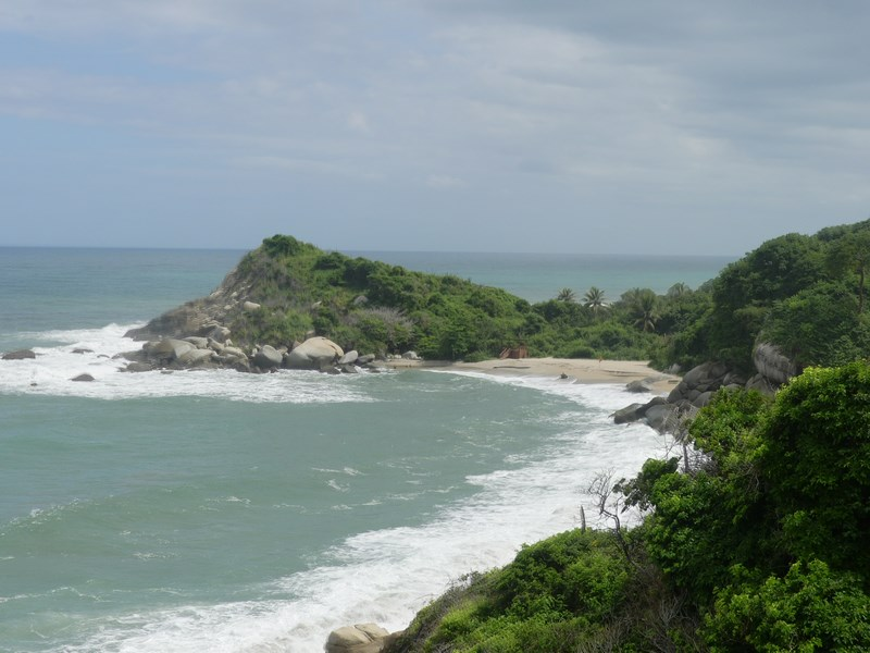 Plaja Tayrona