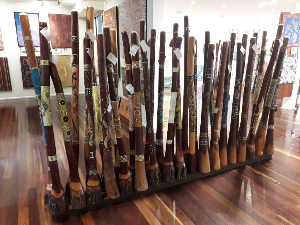 Magazin Didgeridoo