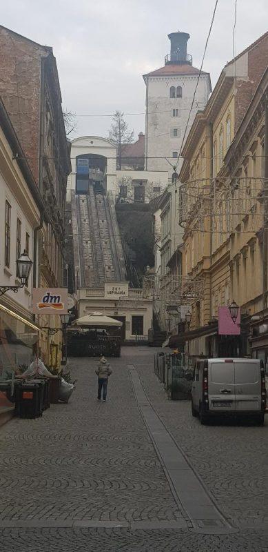 Cel mai scurt funicular din lume