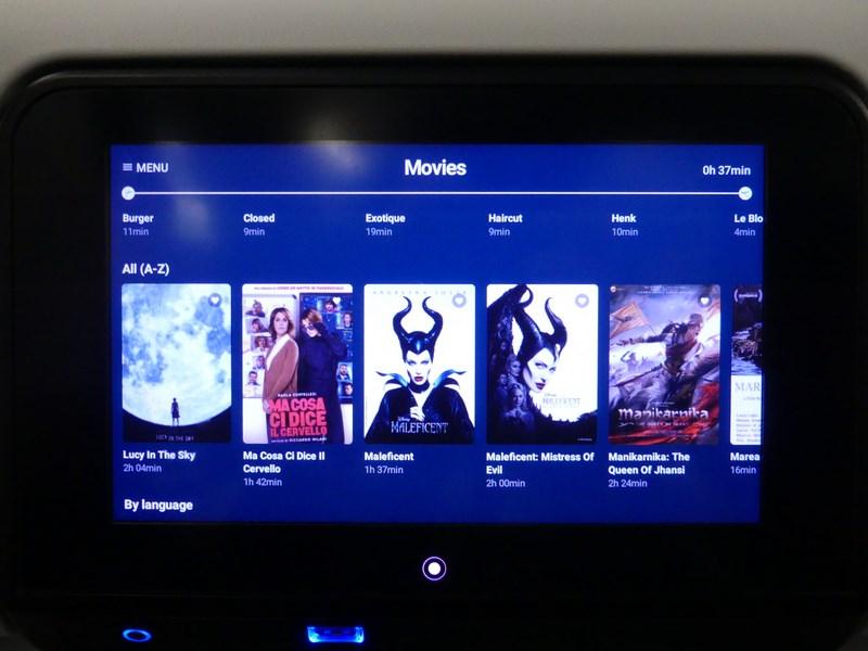 KLM movies