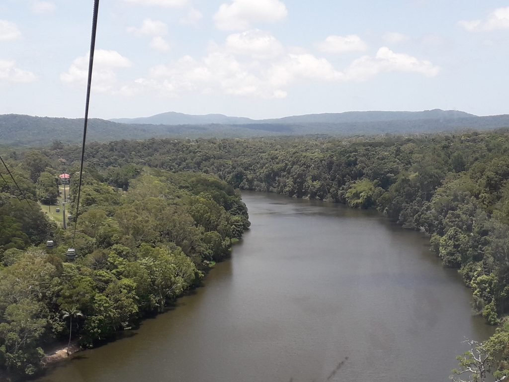 Skyrail Tropical Forest Cableway Australia