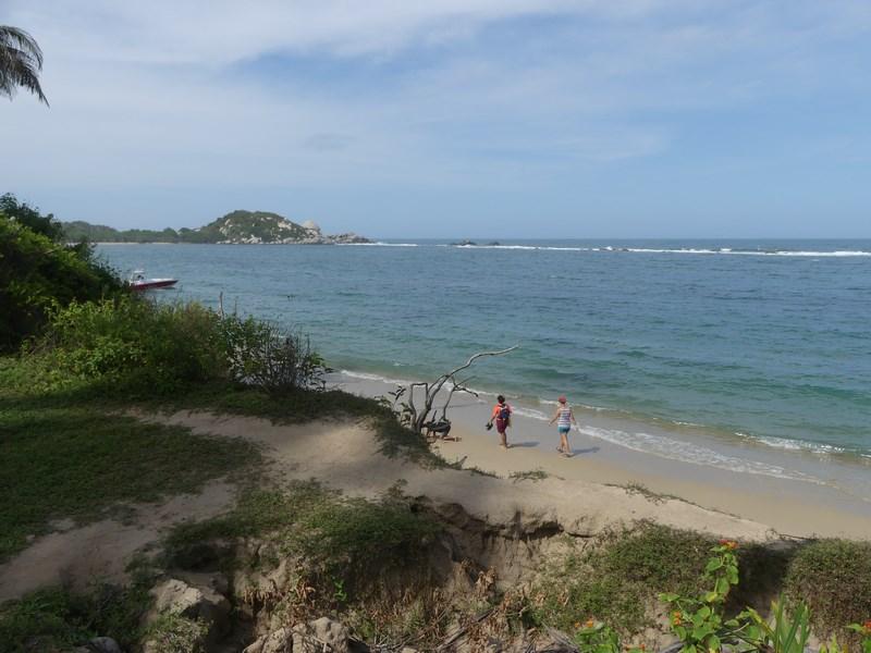 Plaja Tayrona National Park
