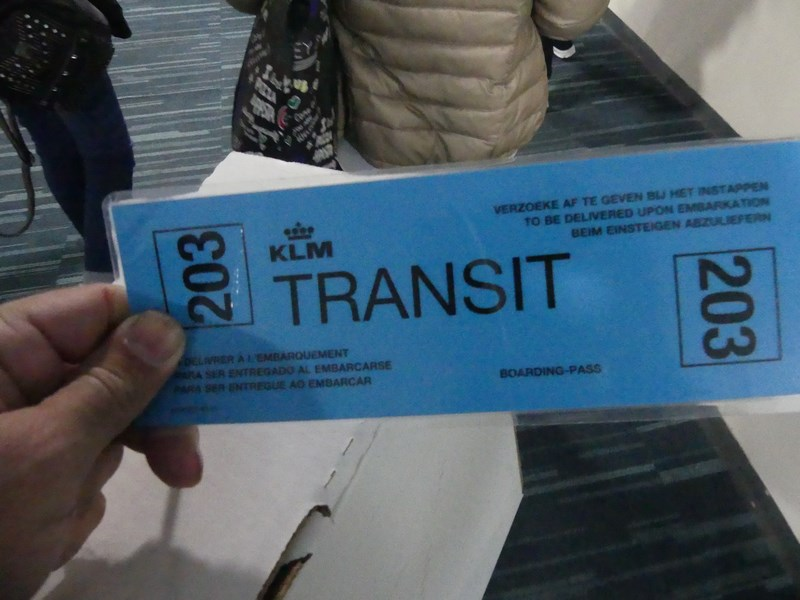 Transit in Guayaquil