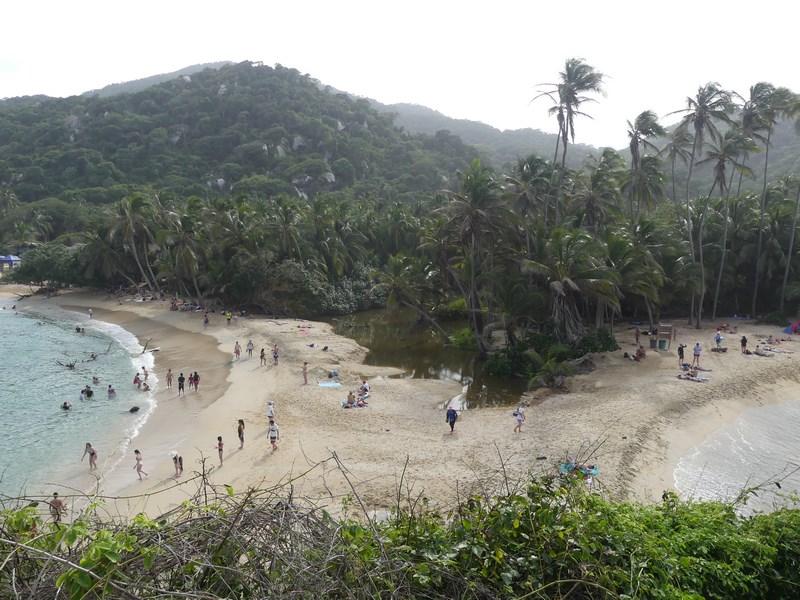 Cabo San Juan de Guia Tayrona Park