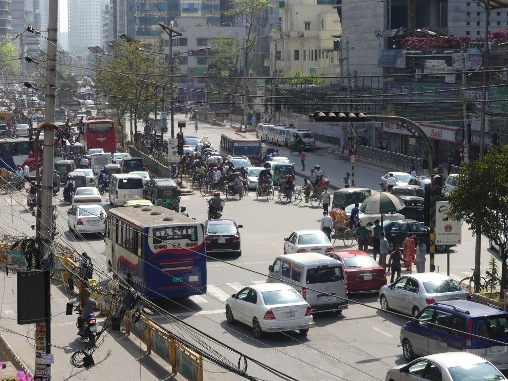 Trafic Dhaka