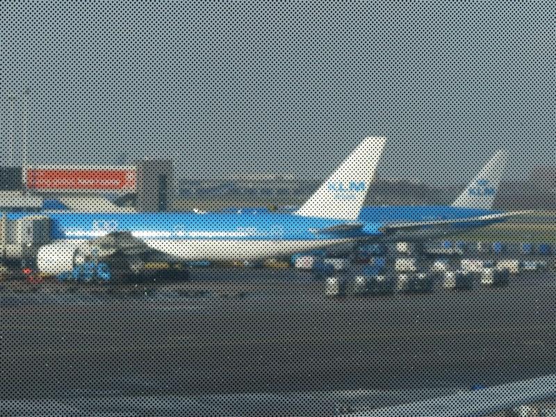 . Aeroport Amsterdam
