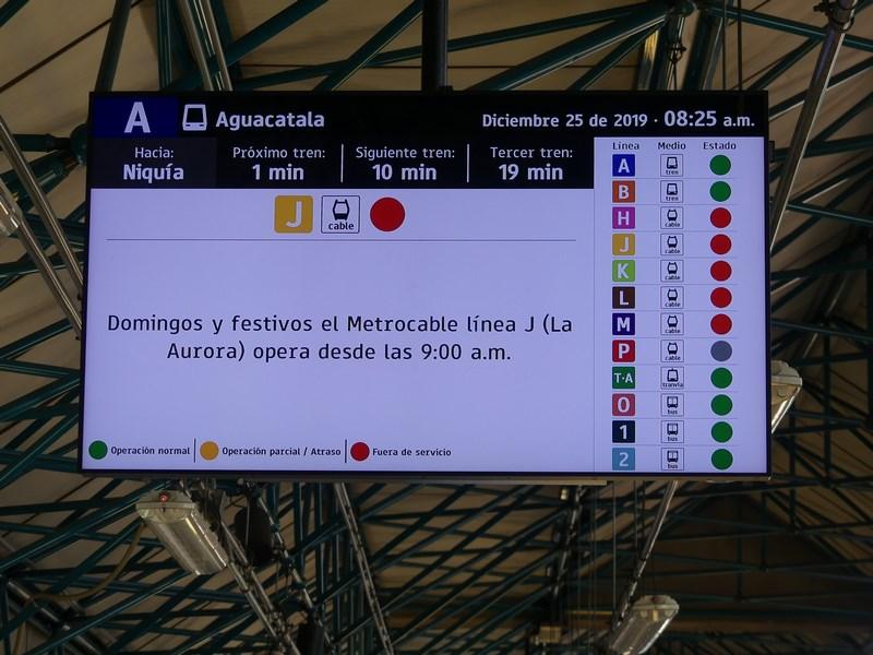 Orar metro
