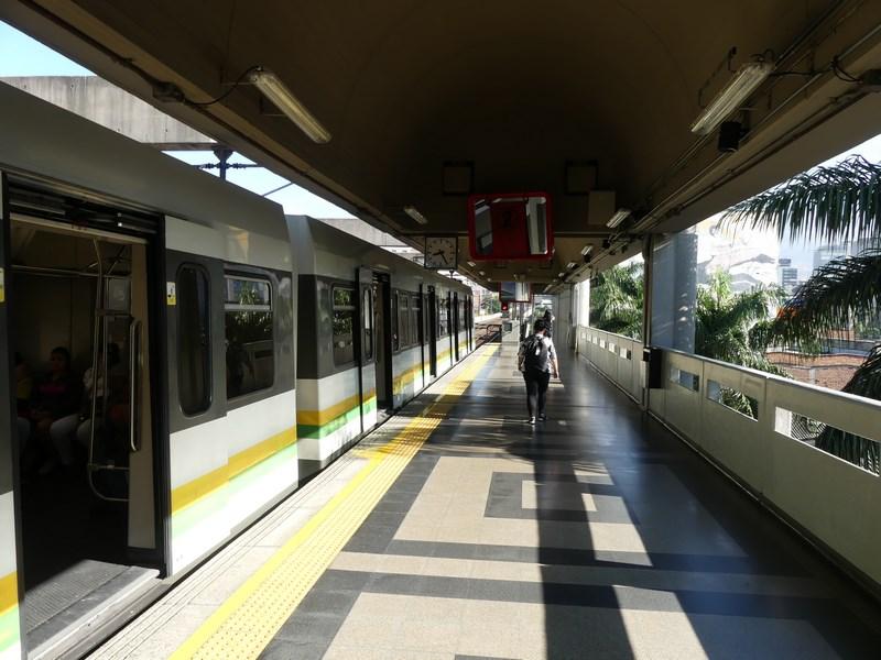 Statie metrou Medellin