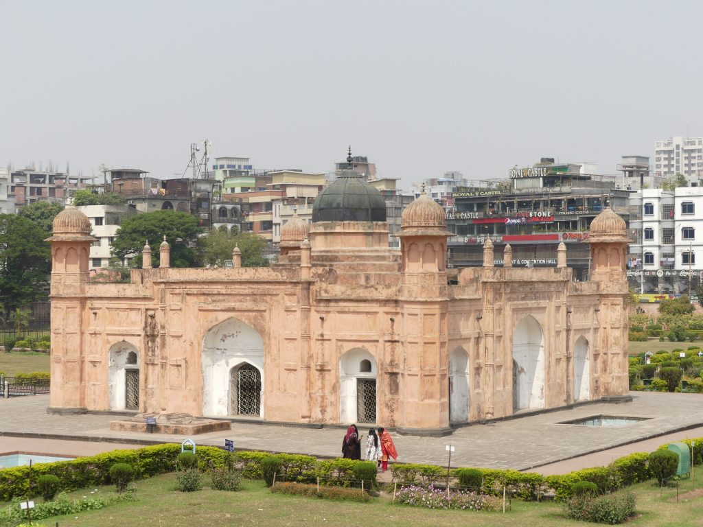 Fort in Dhaka