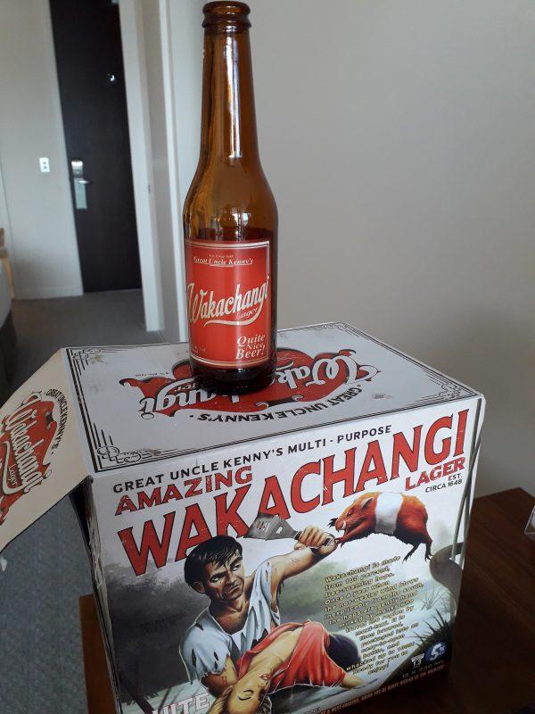 la un wakachangi