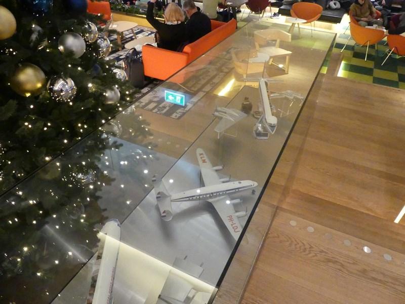 Machete avioane KLM