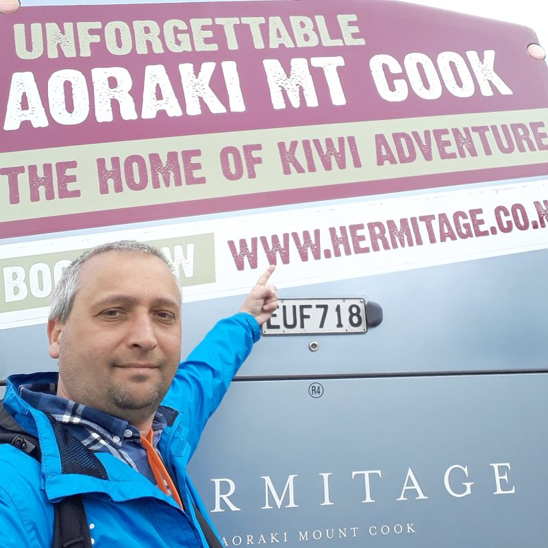 . mt cook kiwi adventure