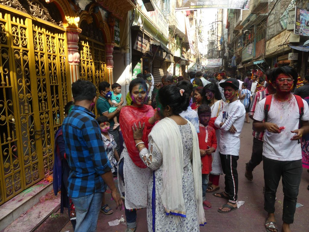 Hindu Street Dhaka