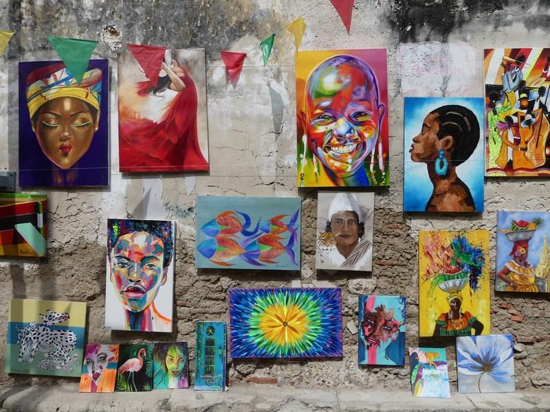 Picturi Cartagena