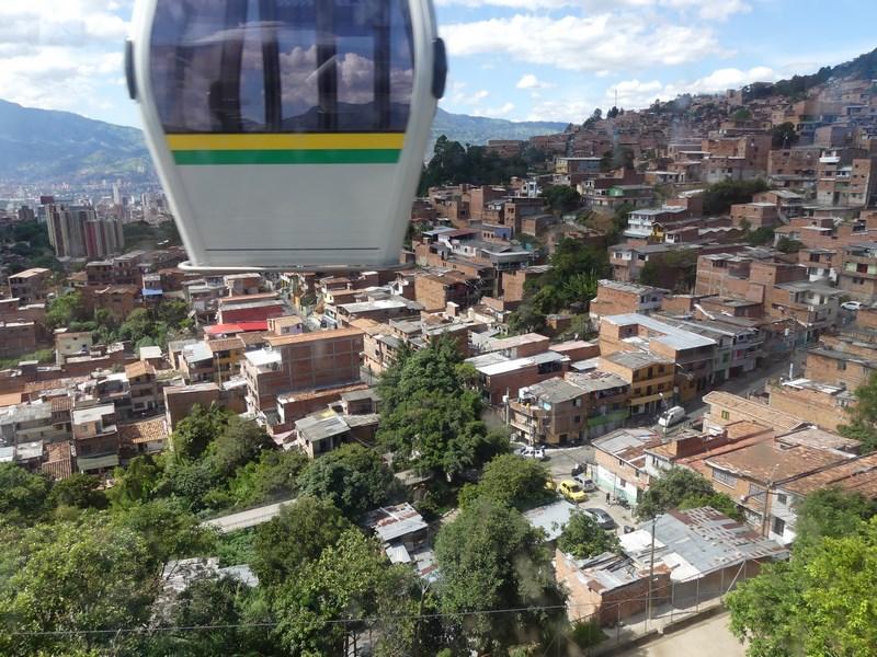 Telecabina Medellin