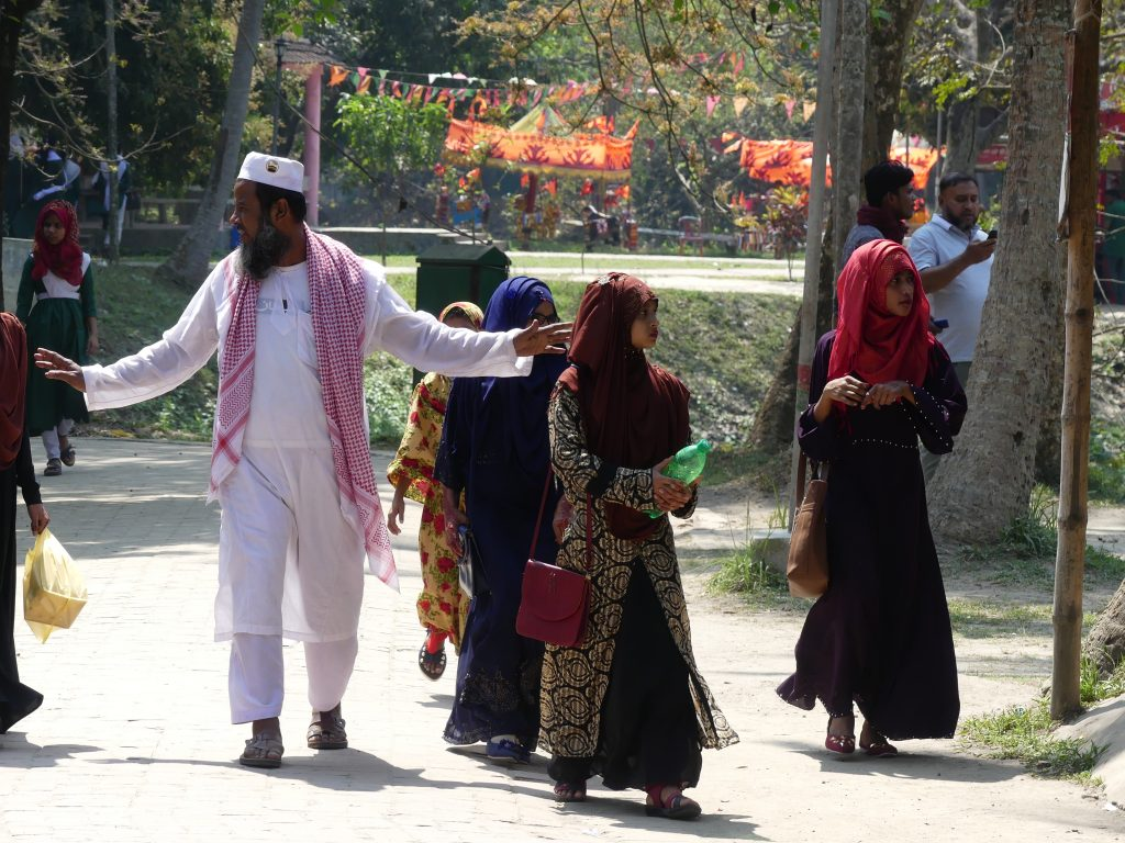Turisti Bangladesh