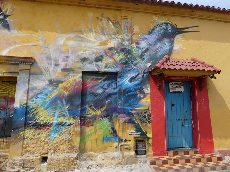 Cel mai frumos grafitti