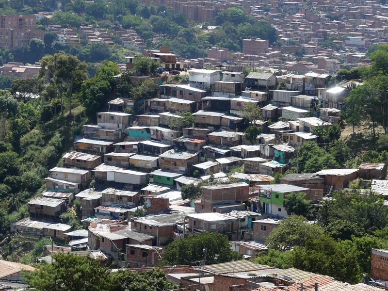 Favele Medellin
