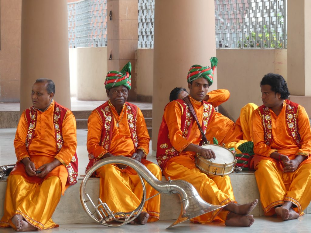 Orchestra hindu