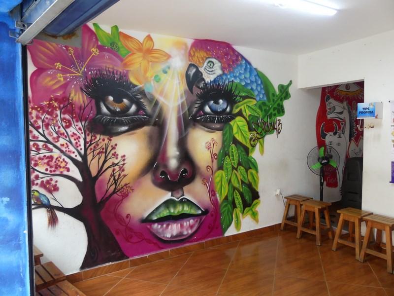 Grafitti Medellin