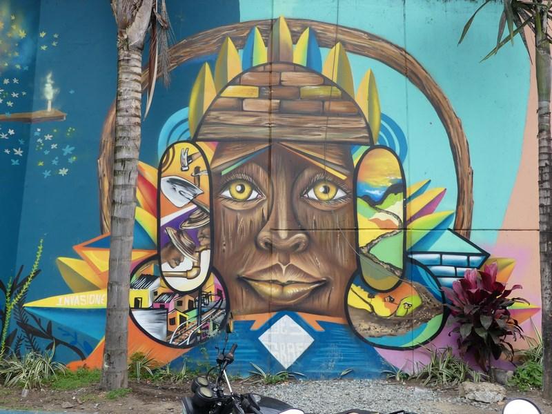 Grafitti Comuna