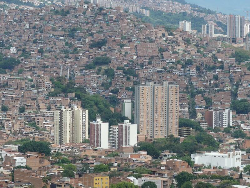 Panorama Medellin