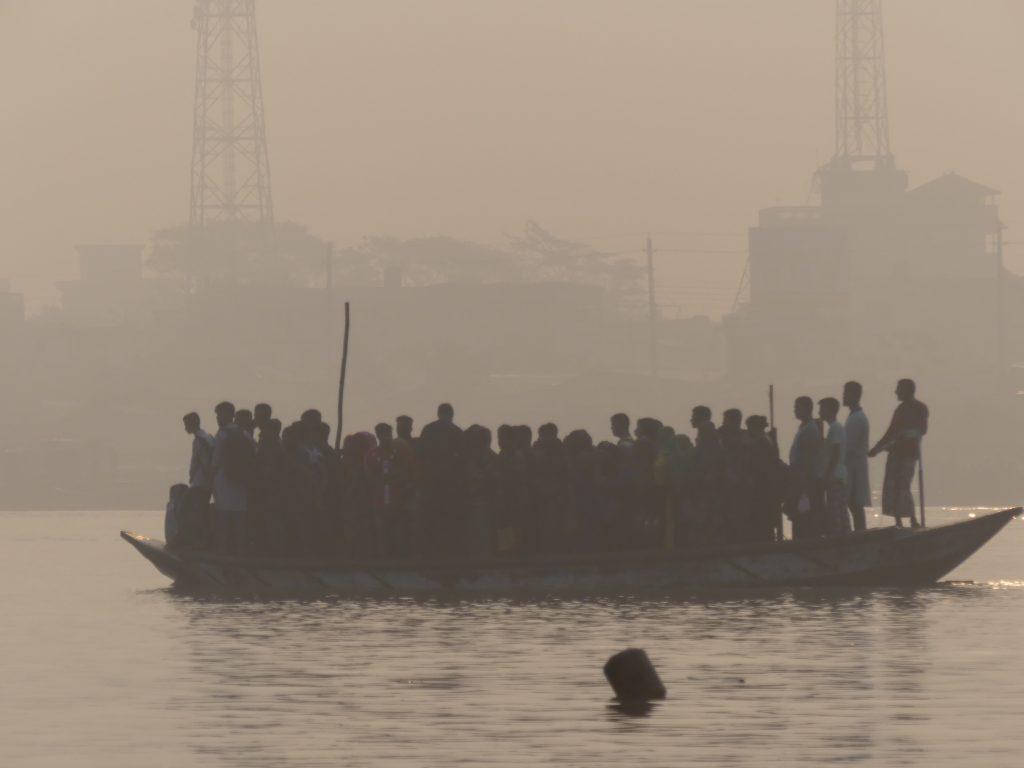 Ferry dimineata