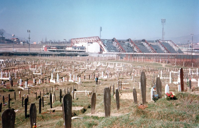 Cimitirul Olimpic Sarajevo