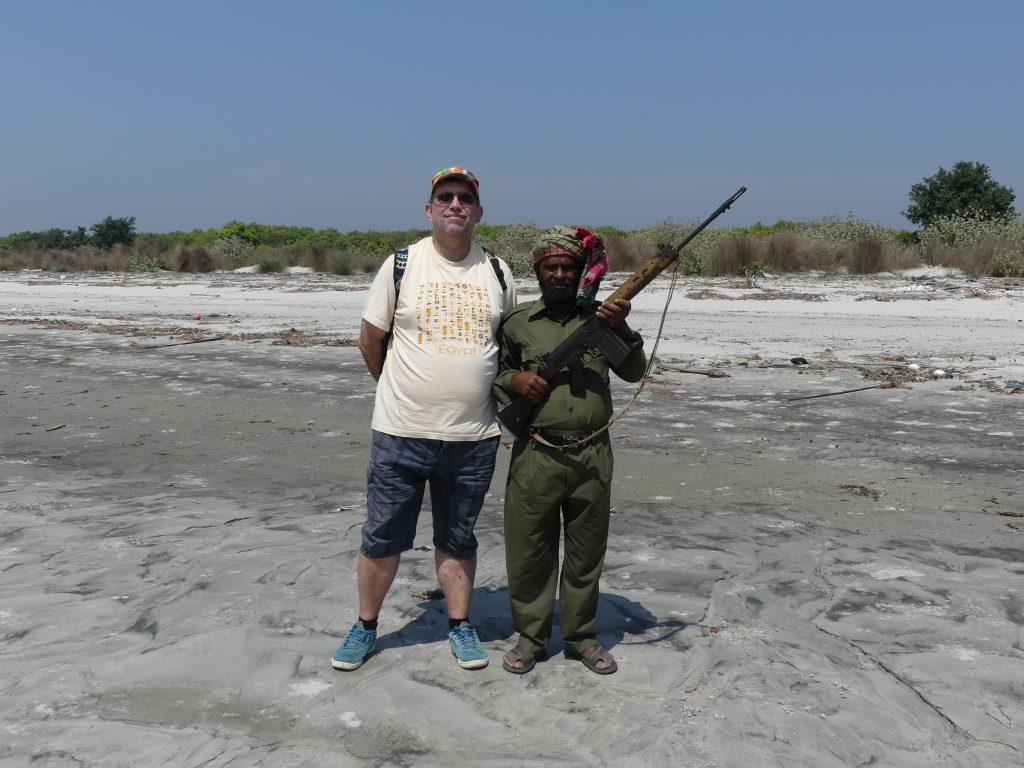 Sundarbans ranger