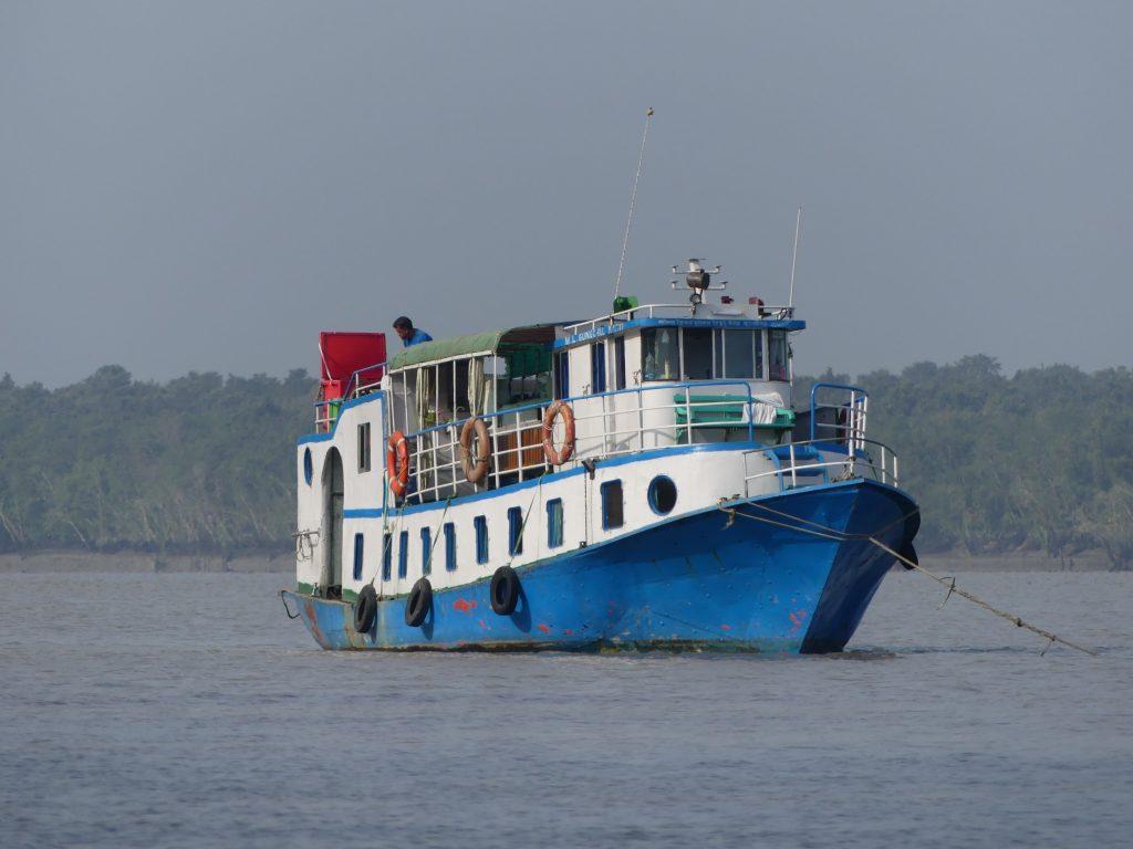 Boat Sundarbans