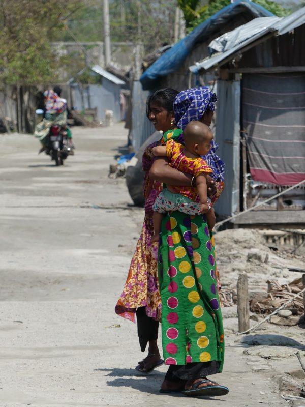 Femeie Bangladesh