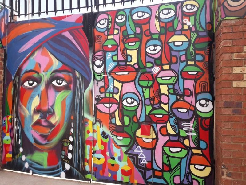Arta in Soweto
