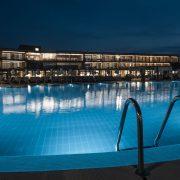 Lino delle Fate piscina nocturna