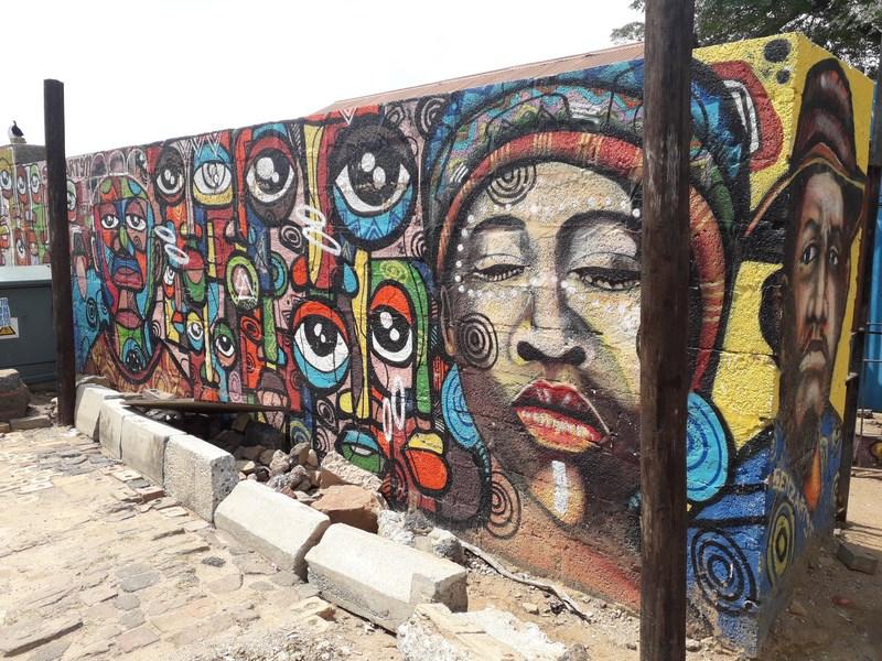 Soweto arta africana