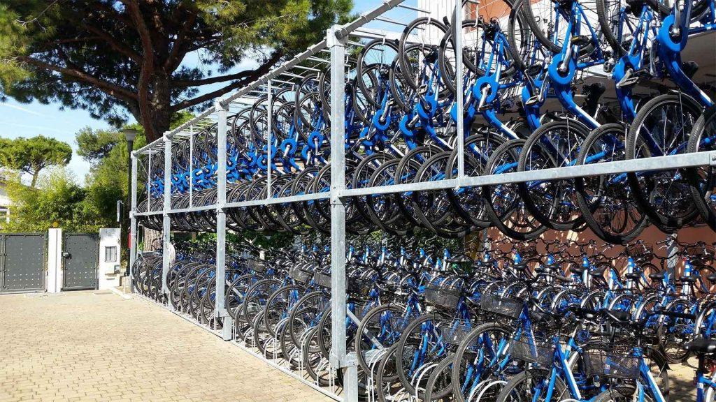 Inchirieri biciclete Bibione