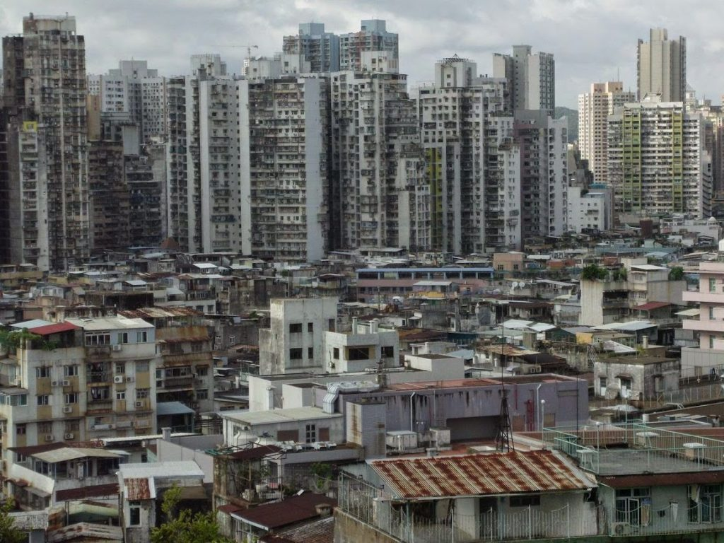 Panorama Macao