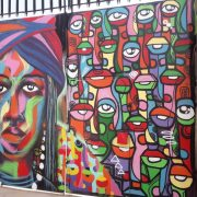 Soweto African Graffitti