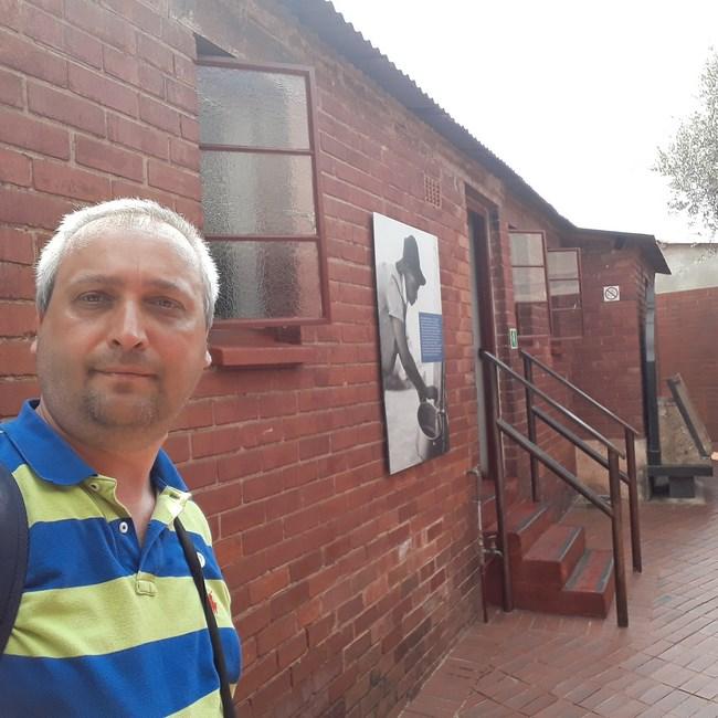 Casa Nelson Mandela Soweto